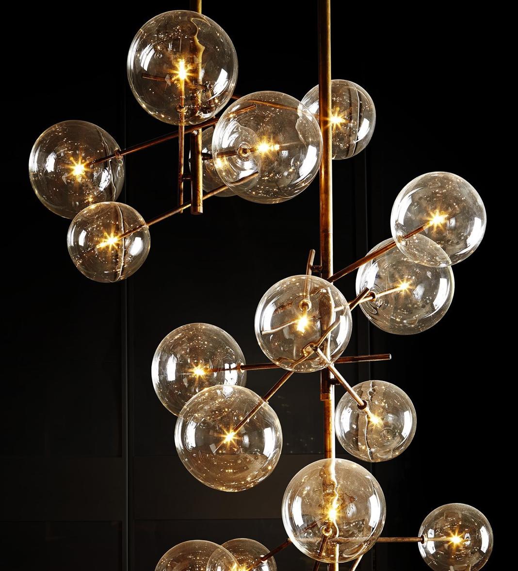 Bubble light formula one furniche pte ltd bespoke bubble light arubaitofo Image collections